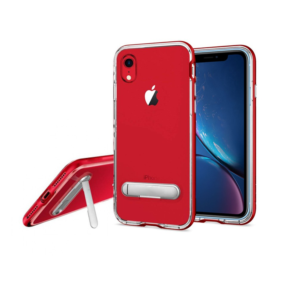 coque apple iphone xr rouge